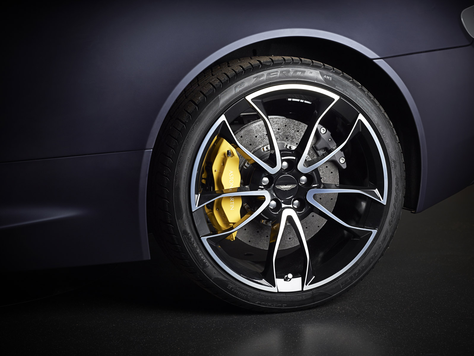 2012 Aston Martin Volante Q-Design, Wheel