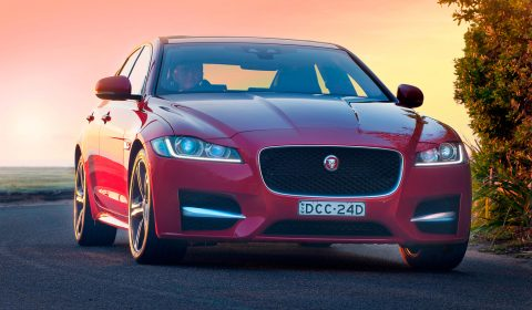 Jaguar XF Design by Miroslav Dimitrov
