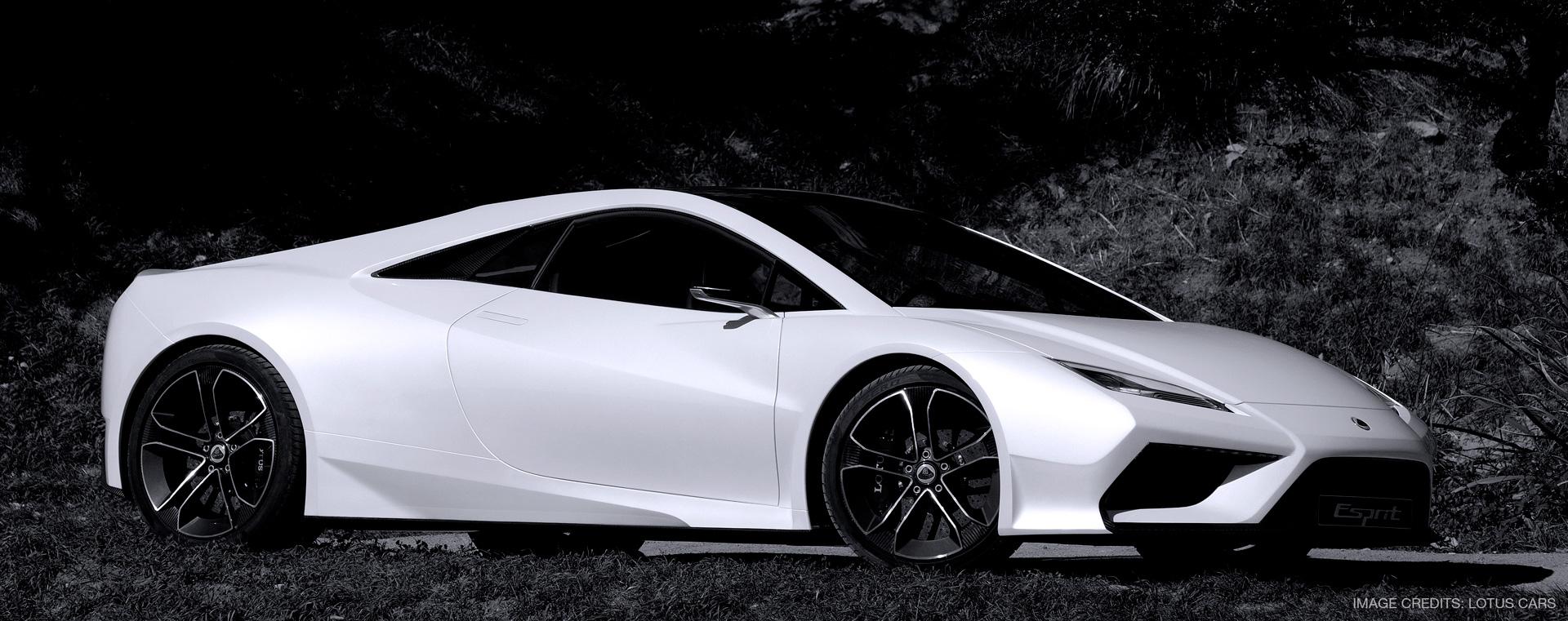 2010 Lotus Esprit Concept Car
