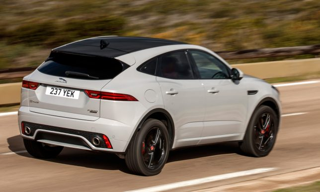 Jaguar E-Pace Designer