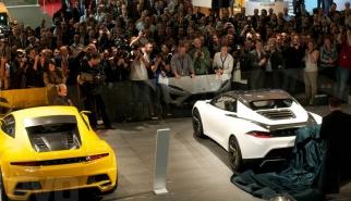 Lotus Concept Cars Reveal at 2010 Paris Motos Show