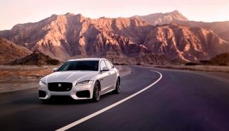 2016 Jaguar XF Exterior Design