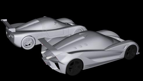 EIDO MA001 Concept. 3D Alias Model from Adam O'Brien | Copyright © 2017 Miroslav Dimitrov