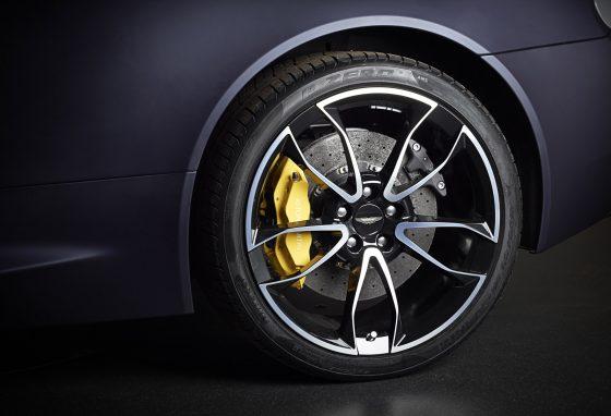 Aston Martin Volante Q-Design. Wheel design by Miroslav Dimitrov.